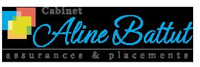 logo Cabinet Aline Battut